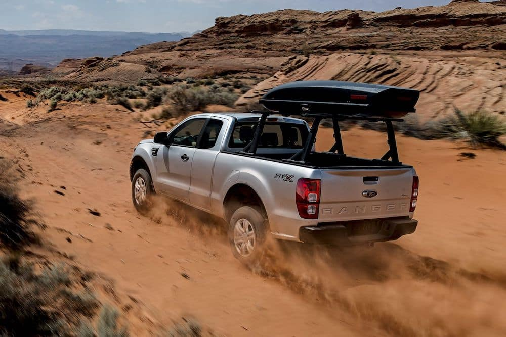 2019 Ford Ranger XL SuperCab