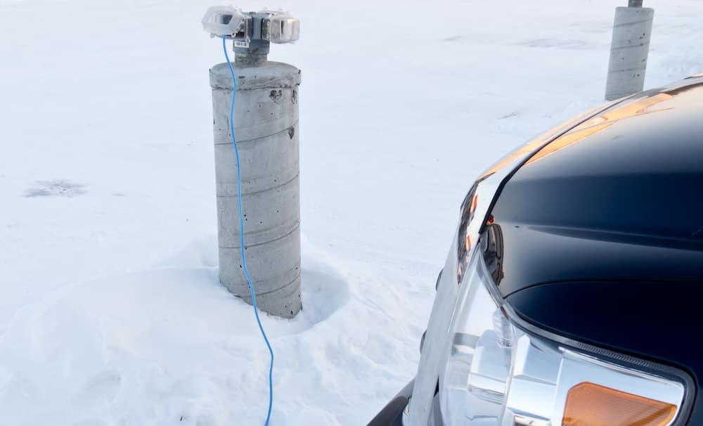 Engine block heater