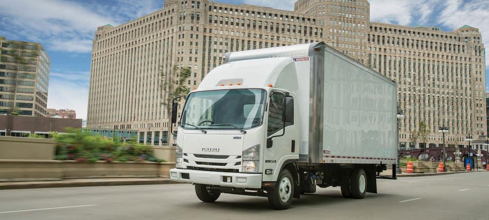 Isuzu NPR vs  Isuzu NQR | Commercial Truck Comparison