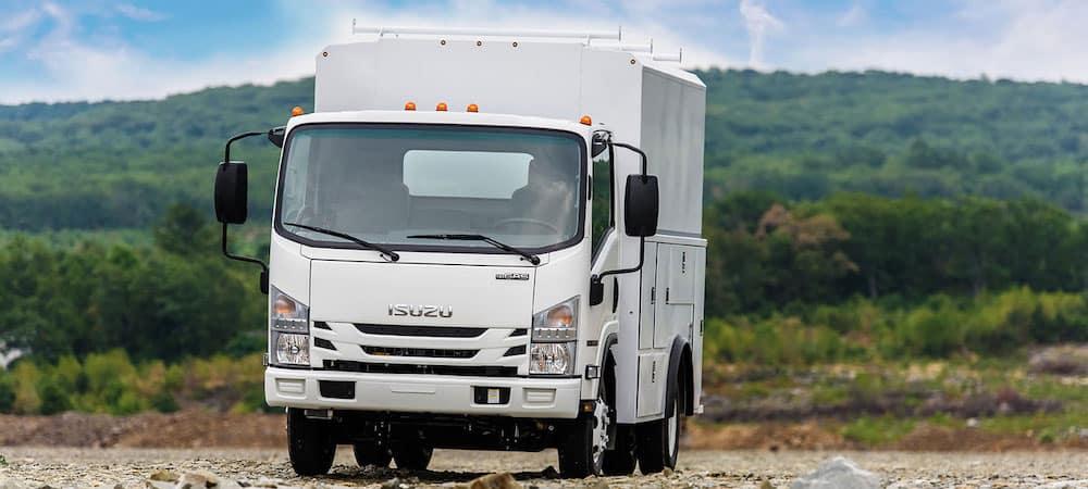 Isuzu N-Series Gas