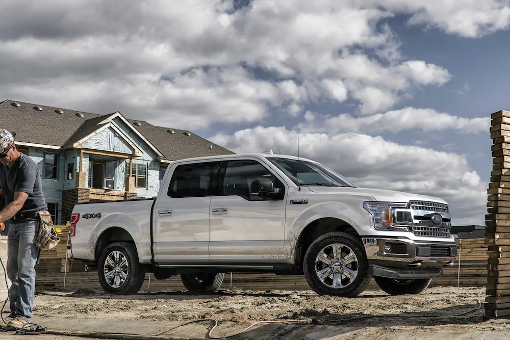 2019 Ford F-150 Bed Size | Cab Options | Badger Truck & Auto