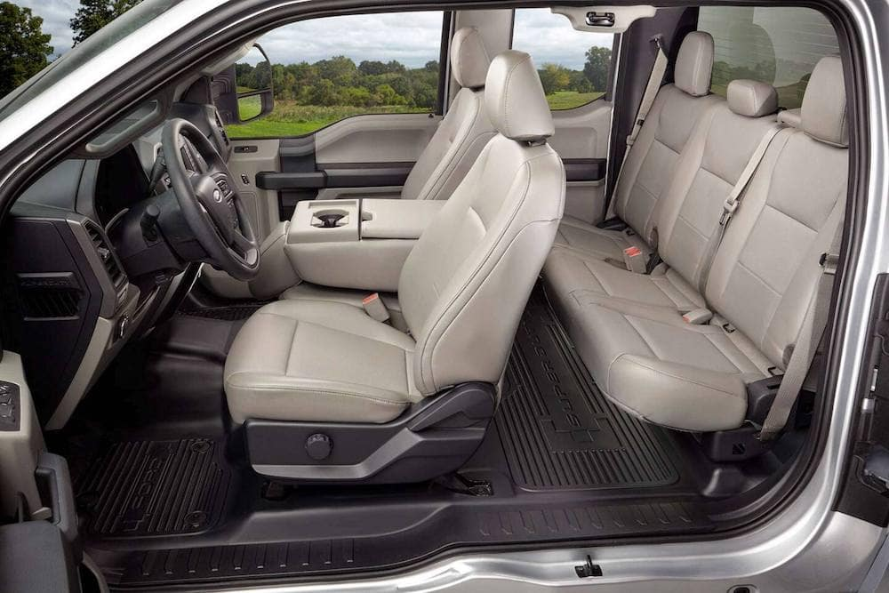 2019 Super duty XL cabin