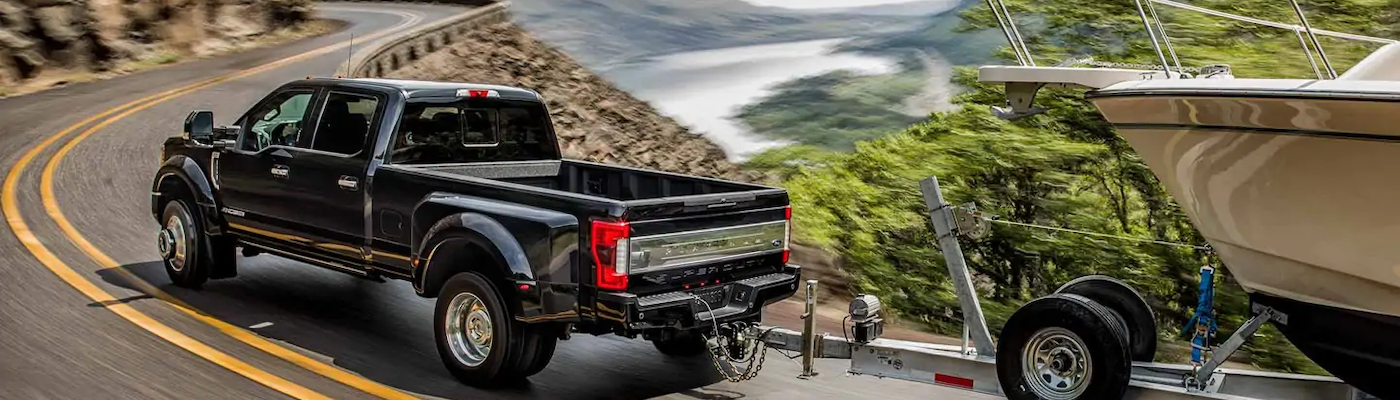 2019 Ford Super Duty Platinum Crew Cab Dually