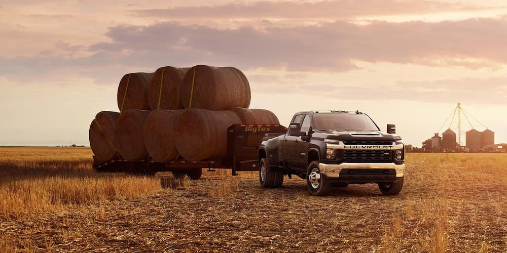 2020 Chevrolet Silverado HD Dually