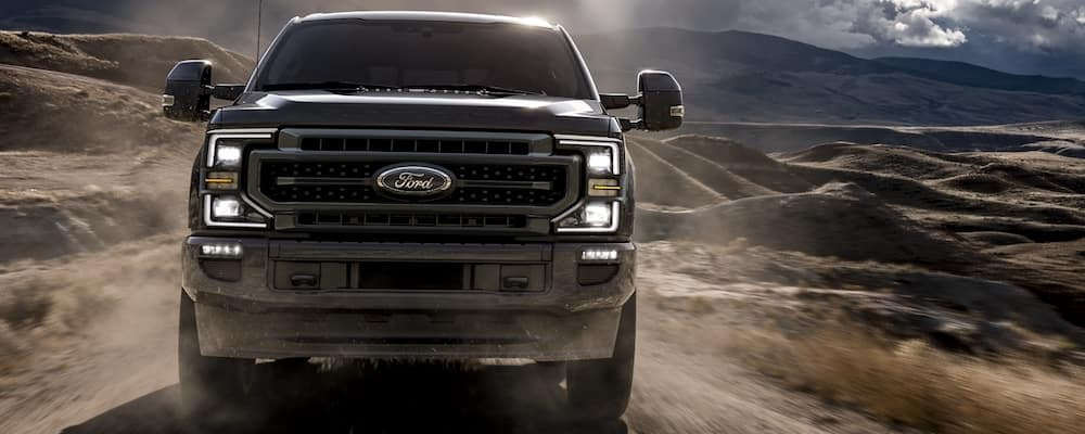 2020 Ford Super Duty Lariat Sport