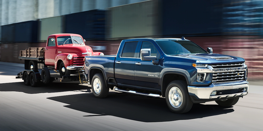 What Is The 2020 Chevy Silverado Hd Max Towing Capacity