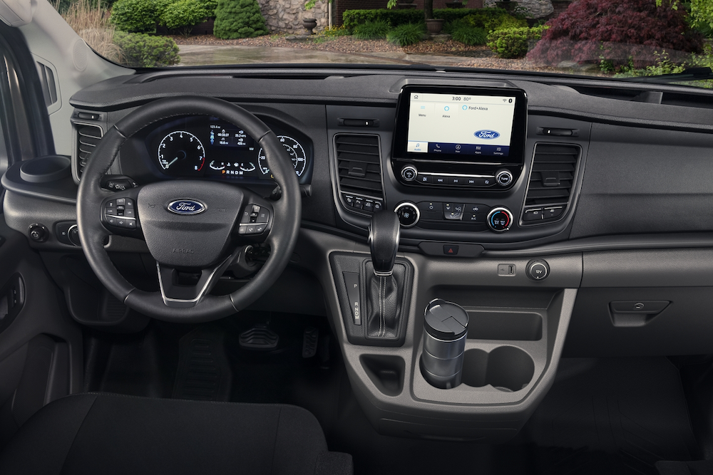 2020 ford transit interior dimensions configurations cargo space 2020 ford transit interior dimensions