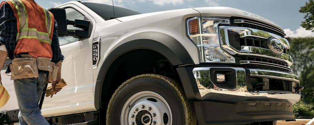 2020 Ford F-550 XLT Chassis Cab