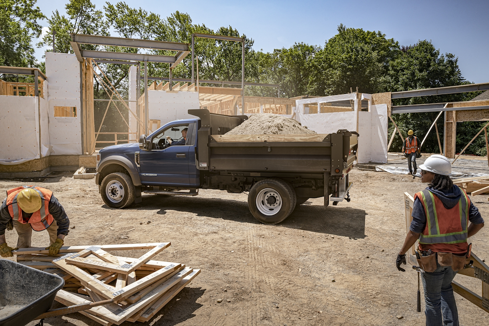 2020 F-550 Chassis Cab
