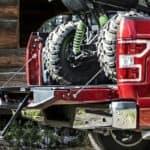 2020 F-150 tailgate step