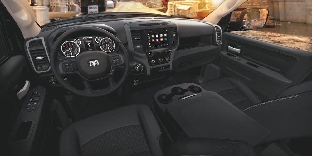 2020 RAM 2500 Tradesman interior