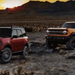 Ford Bronco Lineup