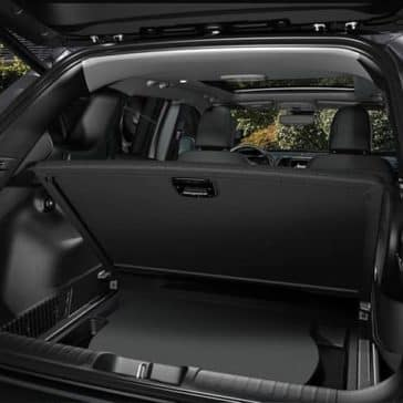 2019 Jeep Cherokee rear cargo capabilities