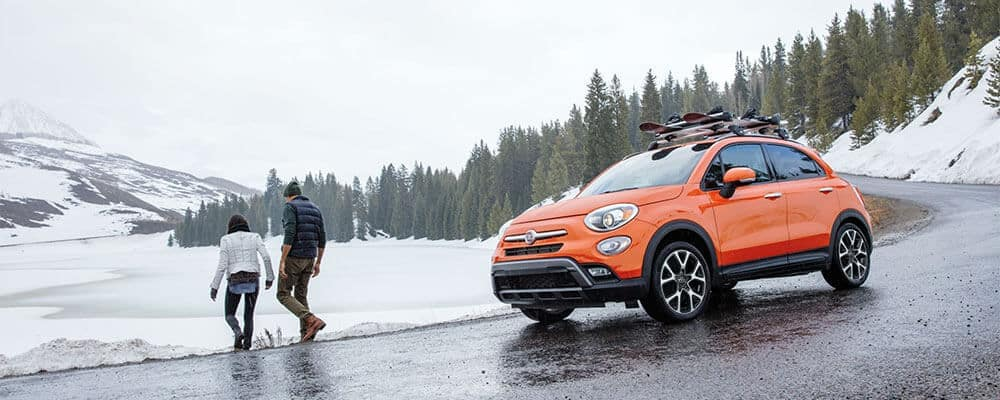 2018 Fiat 500X Winter Maintenance