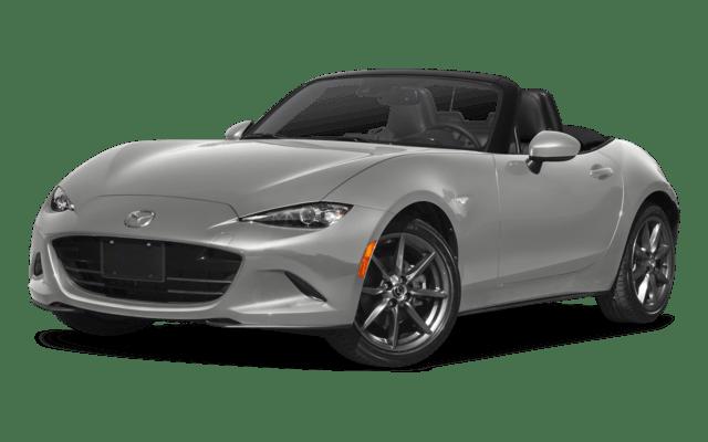 2018 Mazda MX-5 Miata Sport Manual