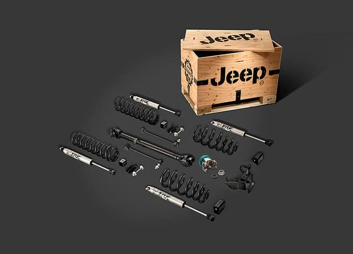 Jeep Lift Kit Mopar OEM site