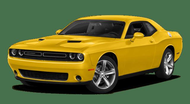 2018 Dodge Challenger SXT RWD