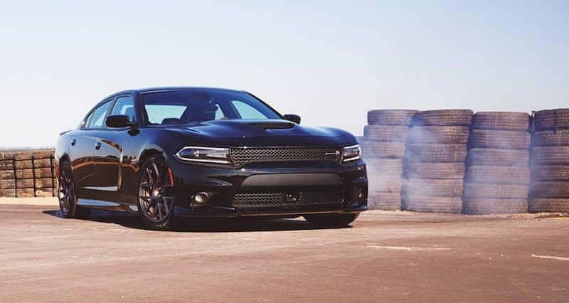 2018 Dodge Charger Smoky Track