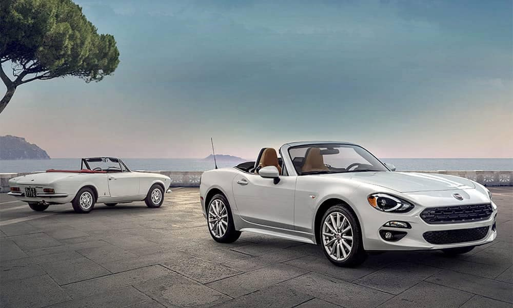 2017 Fiat 124 Spider Plus Older Model