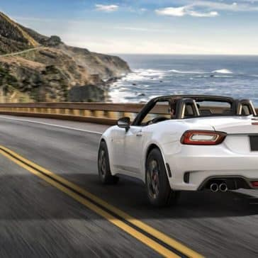 2017 Fiat 124 Spider Seaside Drive