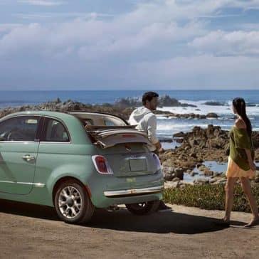 2017 Fiat 500 Cabrio Oceanside
