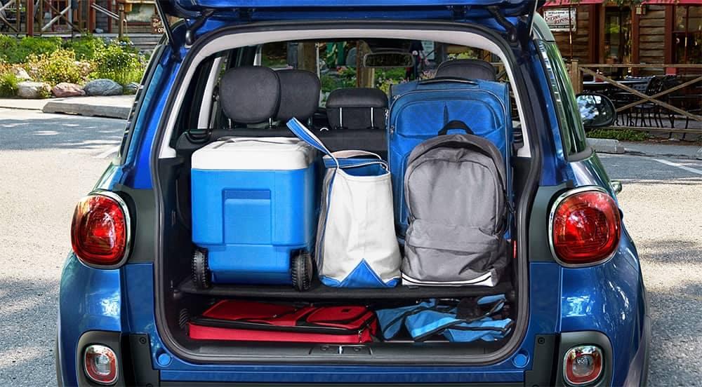2017 Fiat 500L Interior Cargo