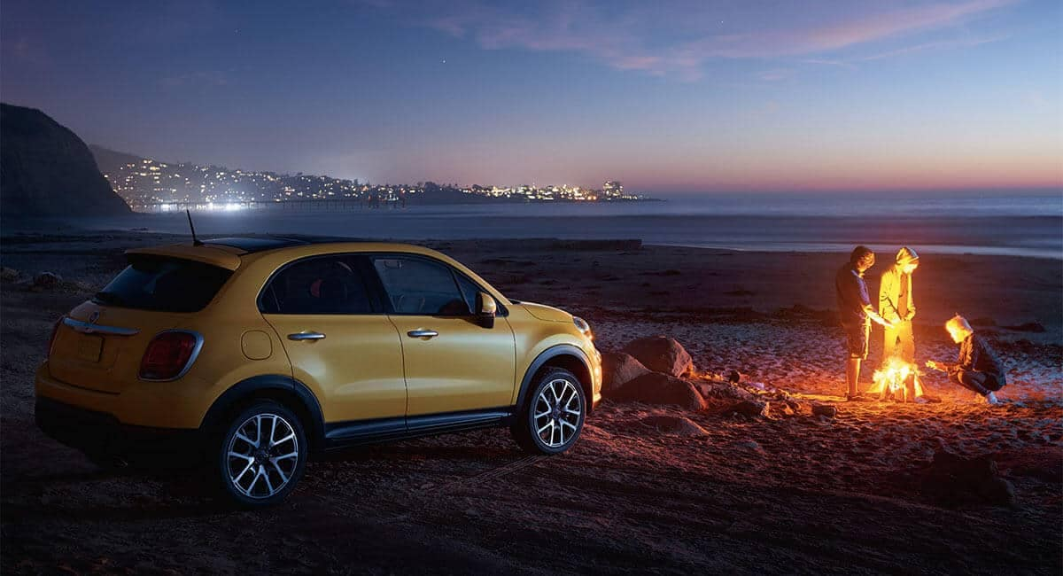 2017 Fiat 500X Night Fire