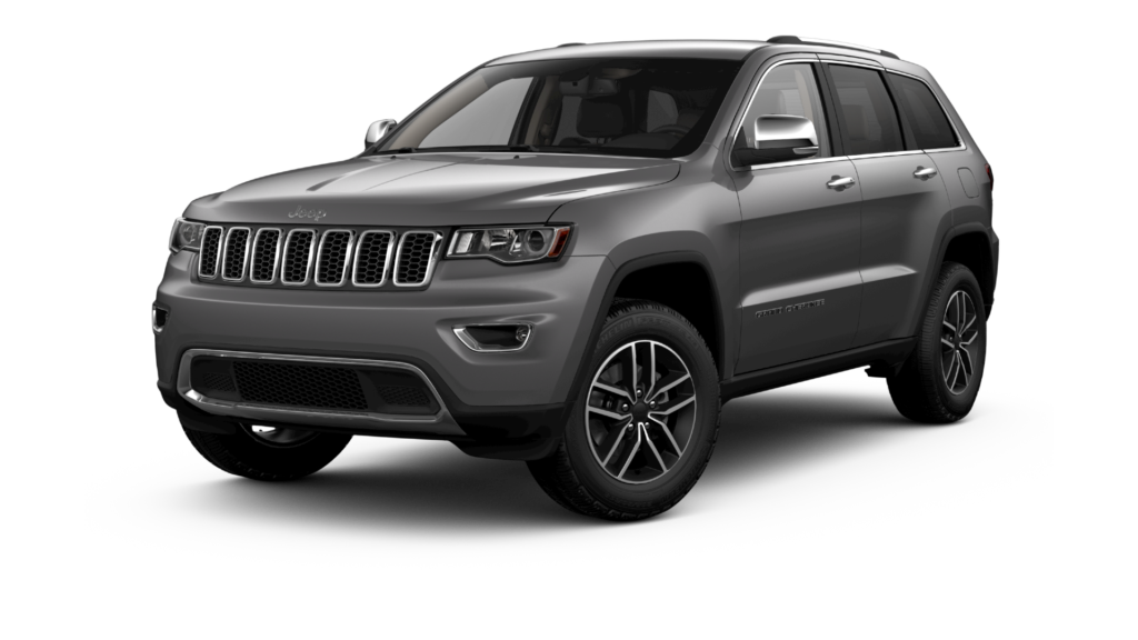 New 2019 Jeep Grand Cherokee Laredo/Limited
