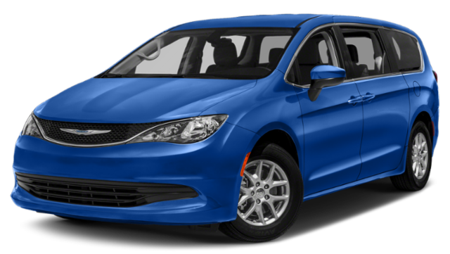 2019 Chrysler Pacifica Comparison Image