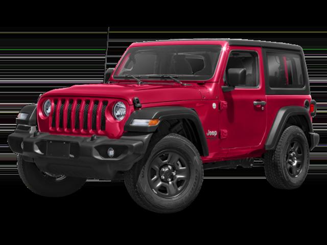 2019 Jeep Wrangler Comparison Background