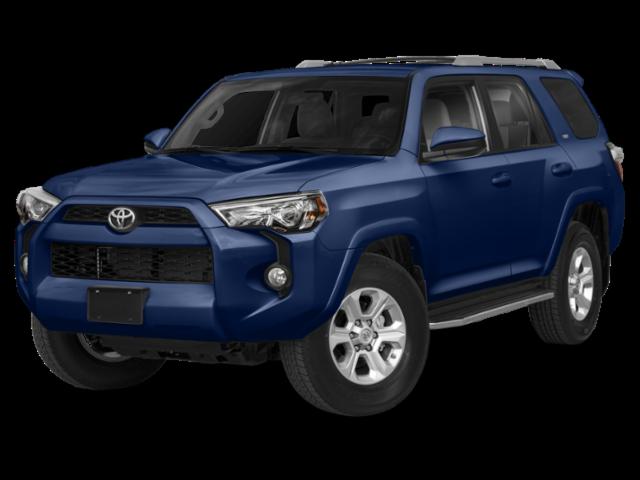 2019 Toyota 4Runner Comparison Image