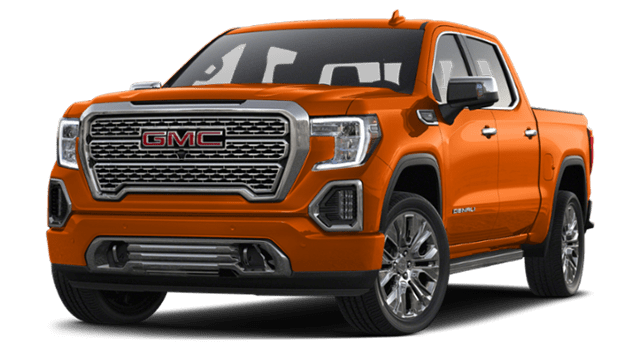 2019 GMC Sierra Comparison Image