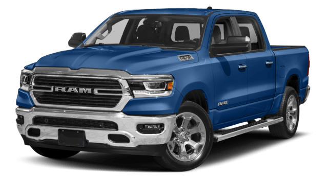 New 2019 RAM 1500 DS and DT Models