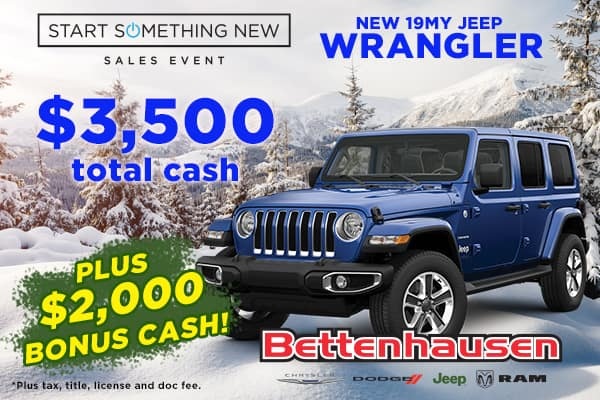 Look at these Jeep offers!