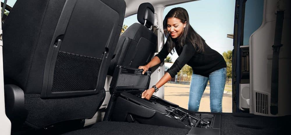 2019 Dodge Grand Caravan Super Stow 'n Go Seating