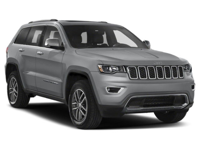 2020 Jeep Grand Cherokee Exterior Image