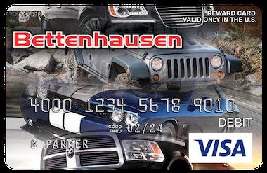 Bettenhausen Card