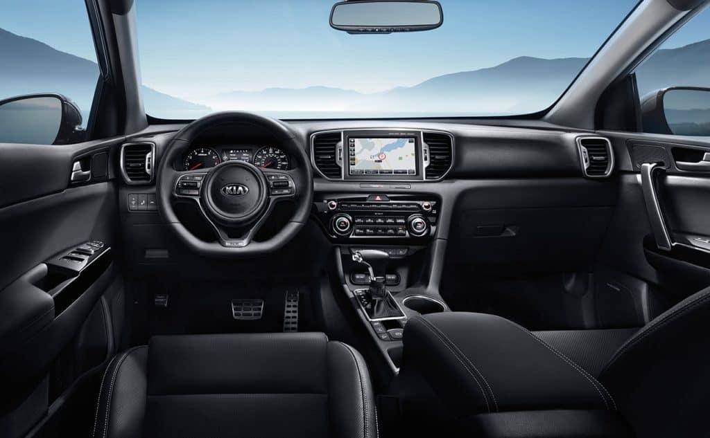 2019 Kia Sportage Interior 2