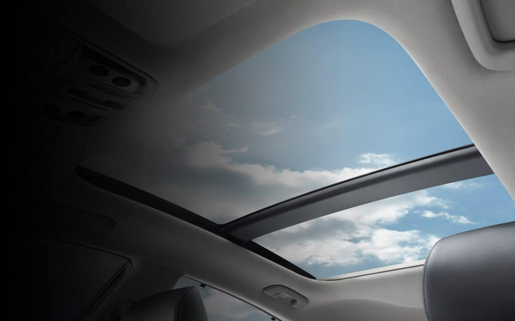2019 Kia Cadenza Interior