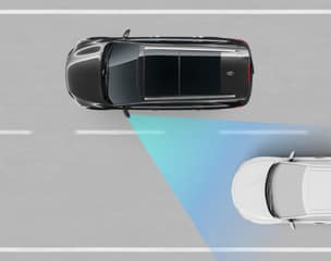 Blind-Spot Collision Warning (BCW)