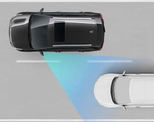 Blind-Spot Detection (BSD)