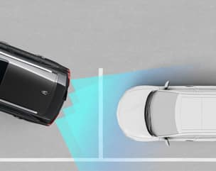 Front and Rear Parking Assist System (FRPAS)