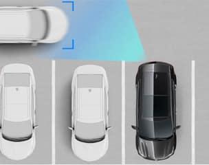 Rear Cross-Traffic Collision Warning