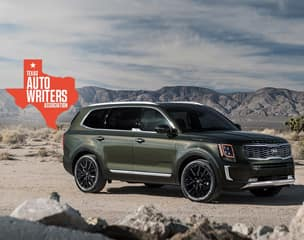 THE 2020 TELLURIDE WAS NAMED