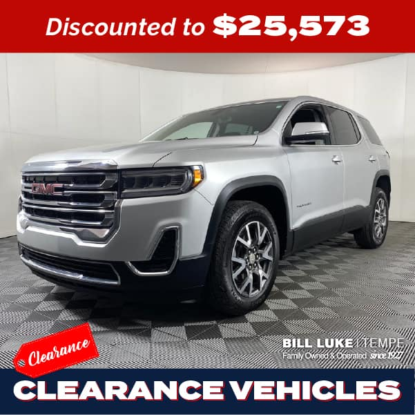 PRE-OWNED 2020 GMC ACADIA SLE FWD 4D SPORT UTILITY