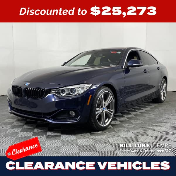 PRE-OWNED 2017 BMW 4 SERIES 430I GRAN COUPE RWD 4D HATCHBACK
