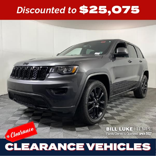 PRE-OWNED 2018 JEEP GRAND CHEROKEE ALTITUDE 4WD 4D SPORT UTILITY
