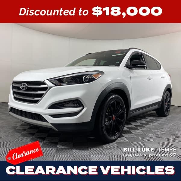 PRE-OWNED 2017 HYUNDAI TUCSON NIGHT FWD 4D SPORT UTILITY