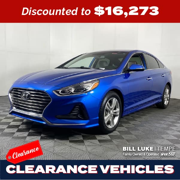 PRE-OWNED 2018 HYUNDAI SONATA LIMITED FWD 4D SEDAN