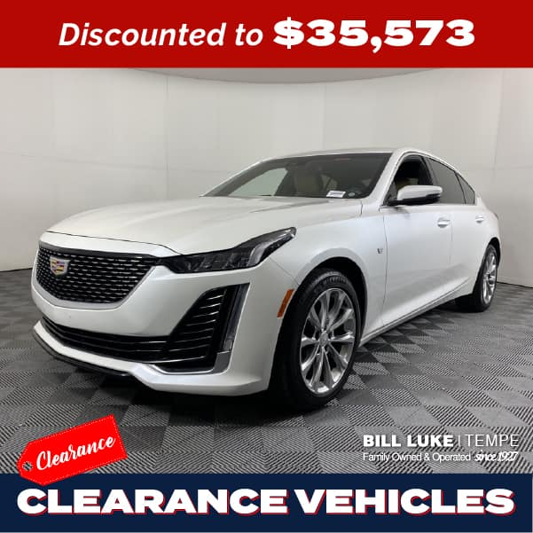 PRE-OWNED 2020 CADILLAC CT5 PREMIUM LUXURY AWD 4D SEDAN